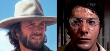 """The outlaw Josey Wales"" / ""Straw dogs"""