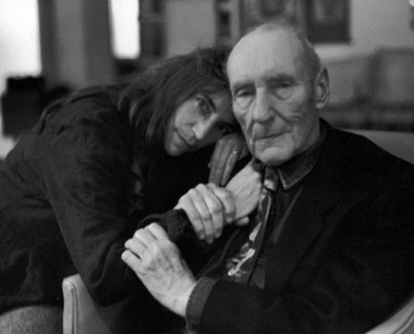 Patti Smith & William Burroughs