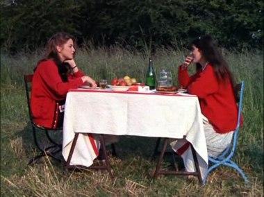 Jessica Forde y Joëlle Miquel